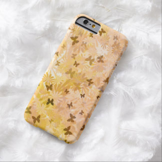 Butterflies And Daisies iPhone 6 Case