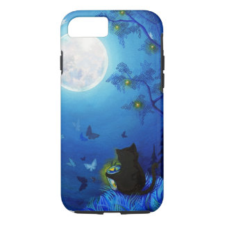 Butterflies and Fairy Lanterns iPhone 7 Case