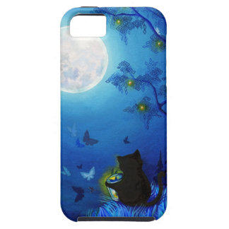 Butterflies and Fairy Lanterns iPhone SE/5/5s Case