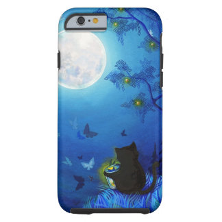Butterflies and Fairy Lanterns Tough iPhone 6 Case