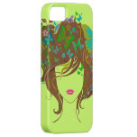 Butterflies and Flowers iPhone 5 Covers