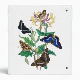 Butterflies and Honeysuckle Binder