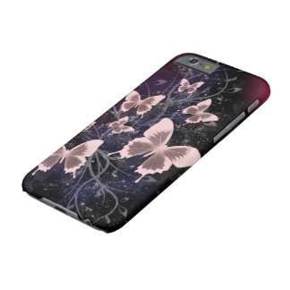 Butterflies and Leaves Barely There iPhone 6 Case