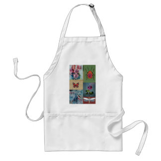 Butterflies and more adult apron