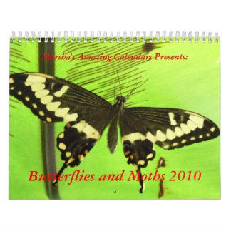Butterflies and Moths 2015 Calendar