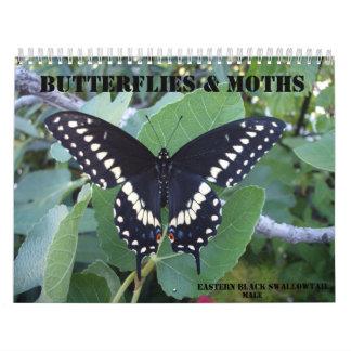 Butterflies and Moths Calendar