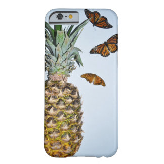 Butterflies And Pineapple Cover