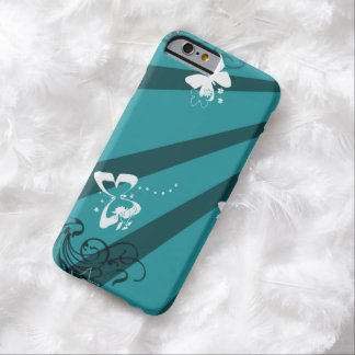 Butterflies and Stars Barely There iPhone 6 Case