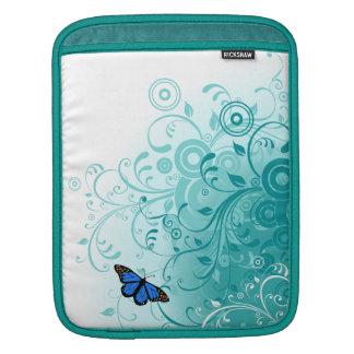 Butterflies and Swirls iPad Sleeve