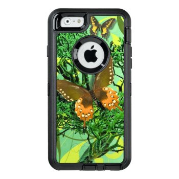Butterflies And Tree Otterbox Case by SharonCullars at Zazzle