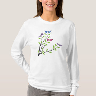 Butterflies and Vines T Shirt, Tee
