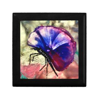 Butterflies,Animals,Encaustic, Gift Box