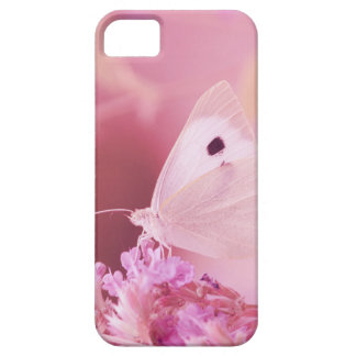 Butterflies Animals  Missing You  pink spring iPhone 5 Cover