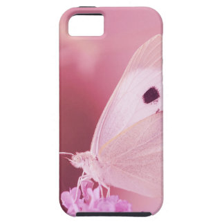 Butterflies Animals  Missing You  pink spring iPhone SE/5/5s Case