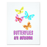 Butterflies are Awesome Announcement