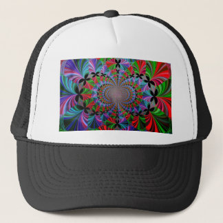 BUTTERFLIES ARE EVERYWHERE TRUCKER HAT