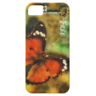 Butterflies are Free iPhone 5 Cases