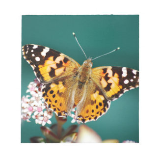 Butterflies are free notepad