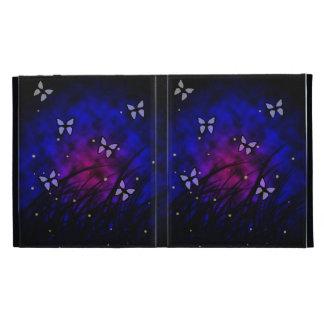 Butterflies at Night Caseable Case iPad Folio Case