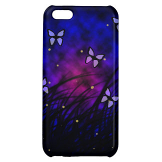 Butterflies at Night iPhone 5C Case