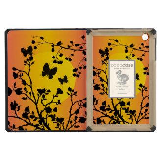 Butterflies at sunset iPad mini retina case