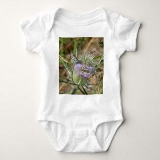 Butterflies Baby Bodysuit