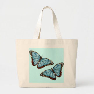 Butterflies Jumbo Tote Bag