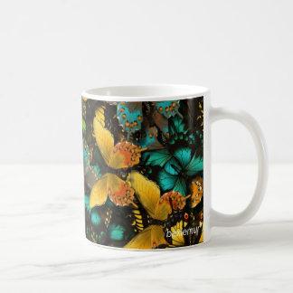 Butterflies, baxiemur* coffee mug