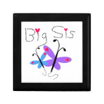 Butterflies Big Sis Gifts Keepsake Box