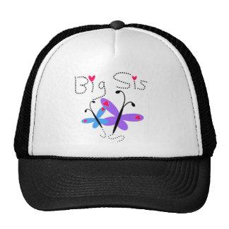 Butterflies Big Sis Trucker Hat