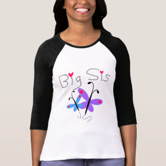 Butterflies  Big Sister Tshirts and Gifts
