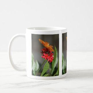 Butterflies & Blooms Coffee Mug