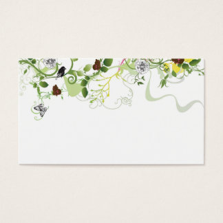 Butterflies Business Card