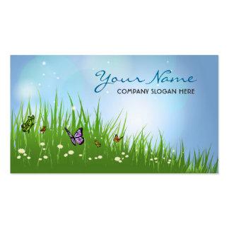 Butterflies Business Card