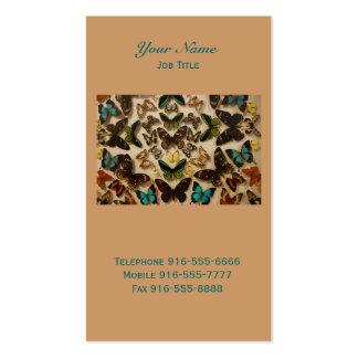 Butterflies Business Cards