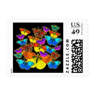 Butterflies, Butterflies! Postage