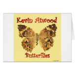 Butterflies by Kevin Atwood Greeting Card