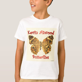 Butterflies by Kevin Atwood T-Shirt
