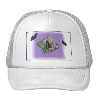 Butterflies Cap Trucker Hat
