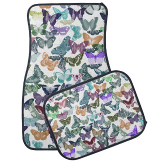 Butterflies Car Floor Mat