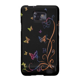 Butterflies Samsung Galaxy SII Case