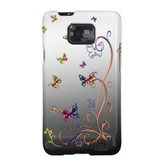 Butterflies Galaxy SII Case
