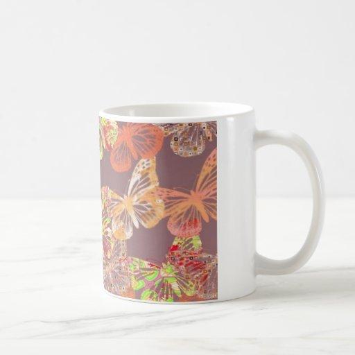 Butterflies Coffee Mug