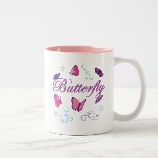 Butterflies Coffee Mugs