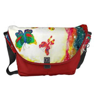 Butterflies. Courier Bag