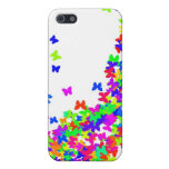 Butterflies Cover For iPhone 5