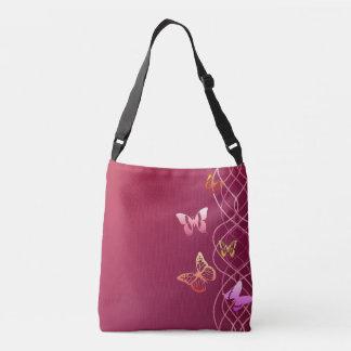 Butterflies Crossbody Bag
