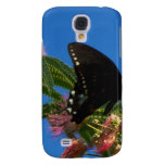Butterflies Delight landscape scene Samsung Galaxy S4 Cover