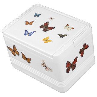 Butterflies Diversity Cooler Igloo Drink Cooler