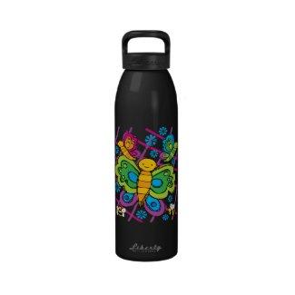 Butterflies Drinking Bottles